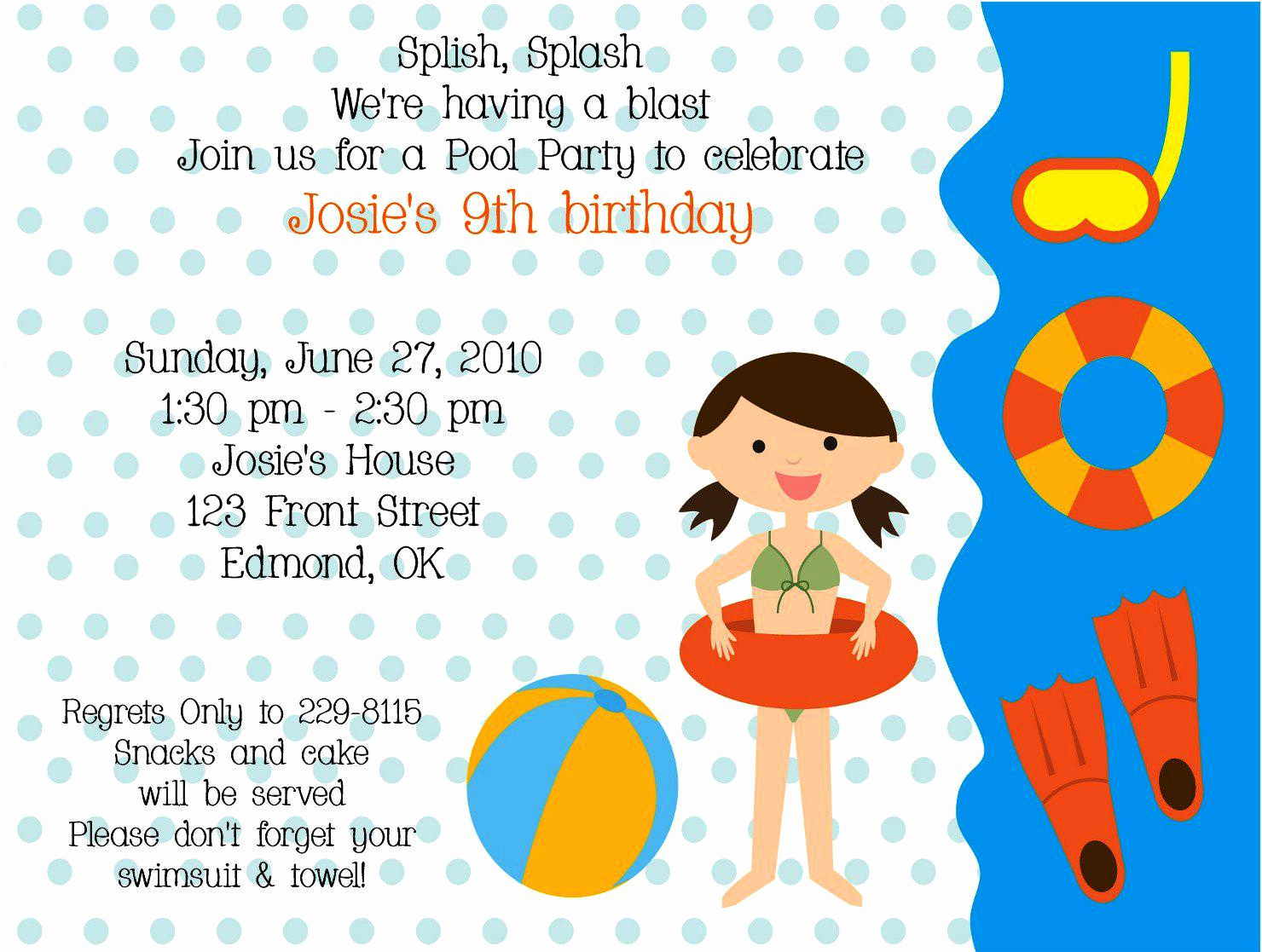 Birthday Invitation Wording for Kids Elegant 21 Kids Birthday Invitation Wording that We Can Make