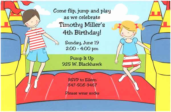 Birthday Invitation Wording for Kids Lovely Birthday Invitation Wording for Kids