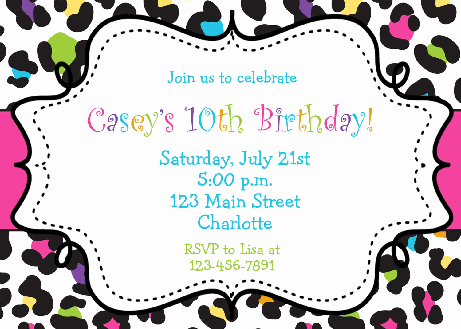 Birthday Party Invitation Templates Inspirational Free Free Printable Bowling Party Invitation Templates