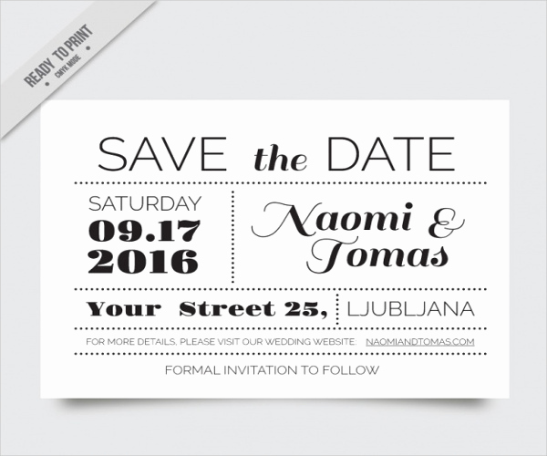 Black and White Invitation Elegant 12 Black and White Party Invitations Psd Ai Vector