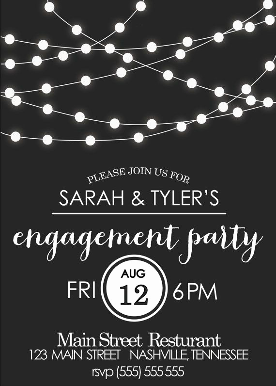 Black Light Party Invitation Templates Lovely 17 Best Ideas About Dinner Party Invitations On Pinterest