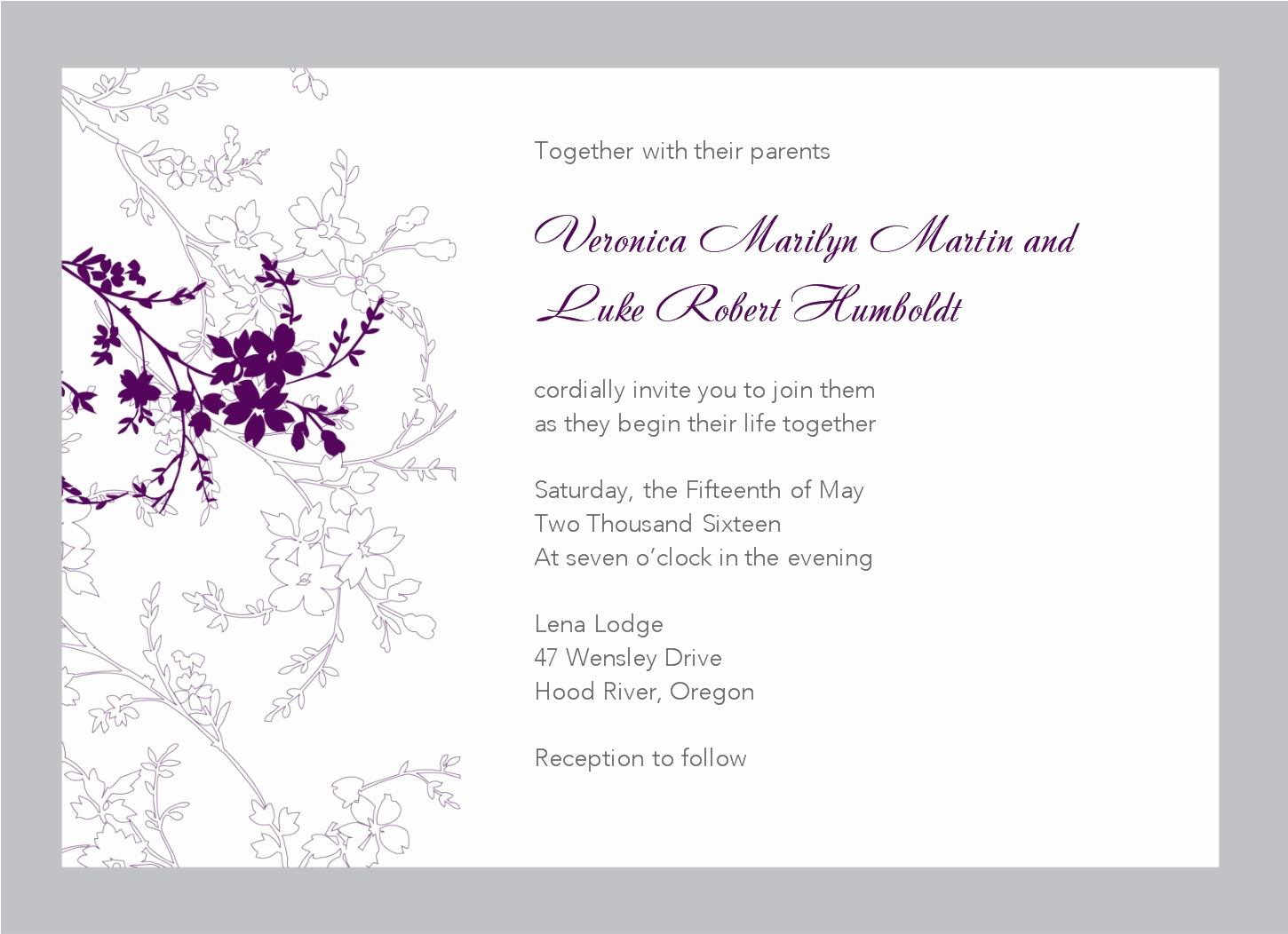 Blank Invitation Templates Free Download Lovely You are Cordially Invited Templates