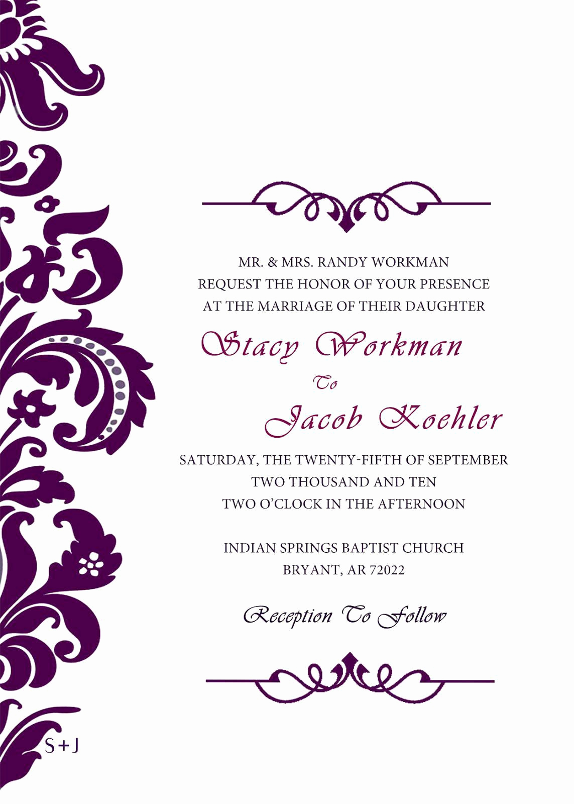 Blank Wedding Invitation Templates Awesome Best Invitation Cards Unique Wedding Invitation Card