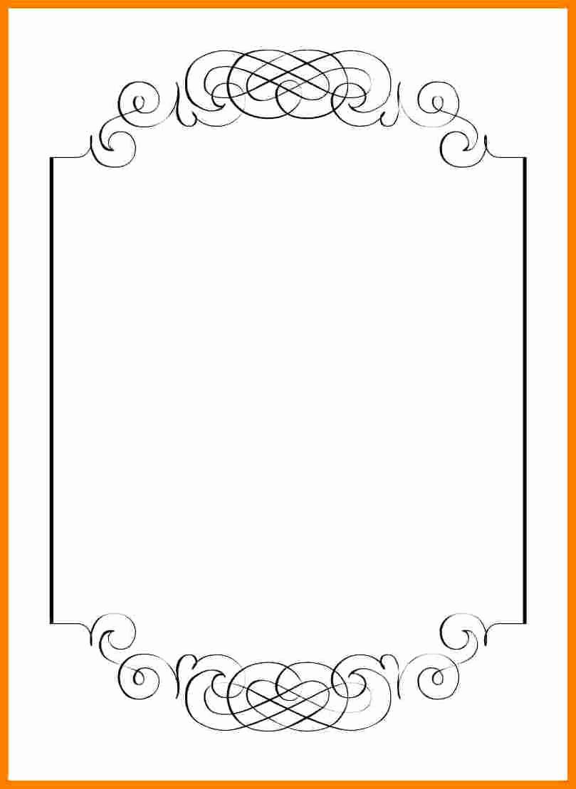 Blank Wedding Invitation Templates Best Of 7 Blank Wedding Invitation Templates