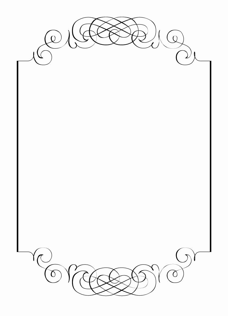 Blank Wedding Invitation Templates Fresh Blank Invitation Templates Free for Word Blank Baby