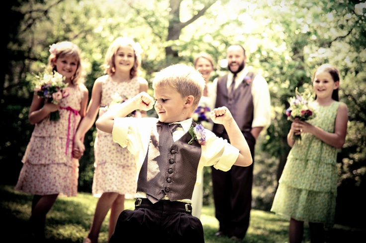 blended family weddings