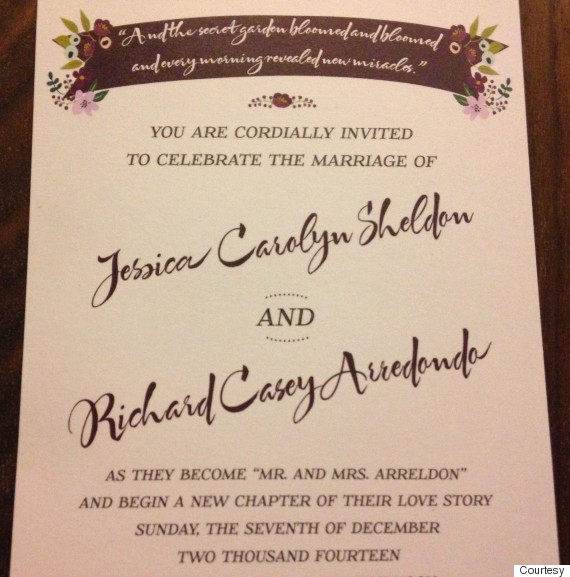 Blended Family Wedding Invitation Wording Fresh why Men Don T Take their Wives Names According to some
