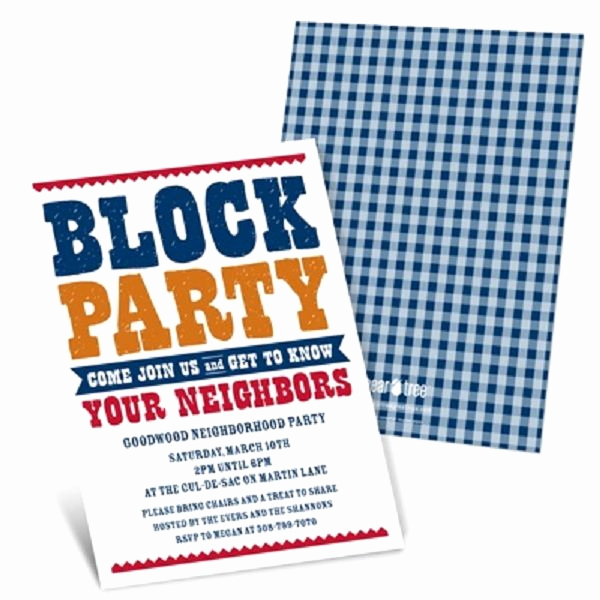 Block Party Invitation Ideas Elegant Best 25 Block Party Invites Ideas On Pinterest