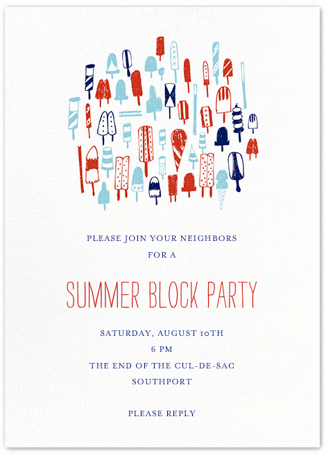 Block Party Invitation Ideas Luxury 10 Block Party Ideas to Make Yours the Hit Of the Summer