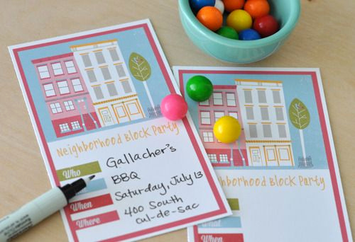 Block Party Invitation Ideas Unique 10 Block Party Ideas to Make Yours the Hit Of the Summer