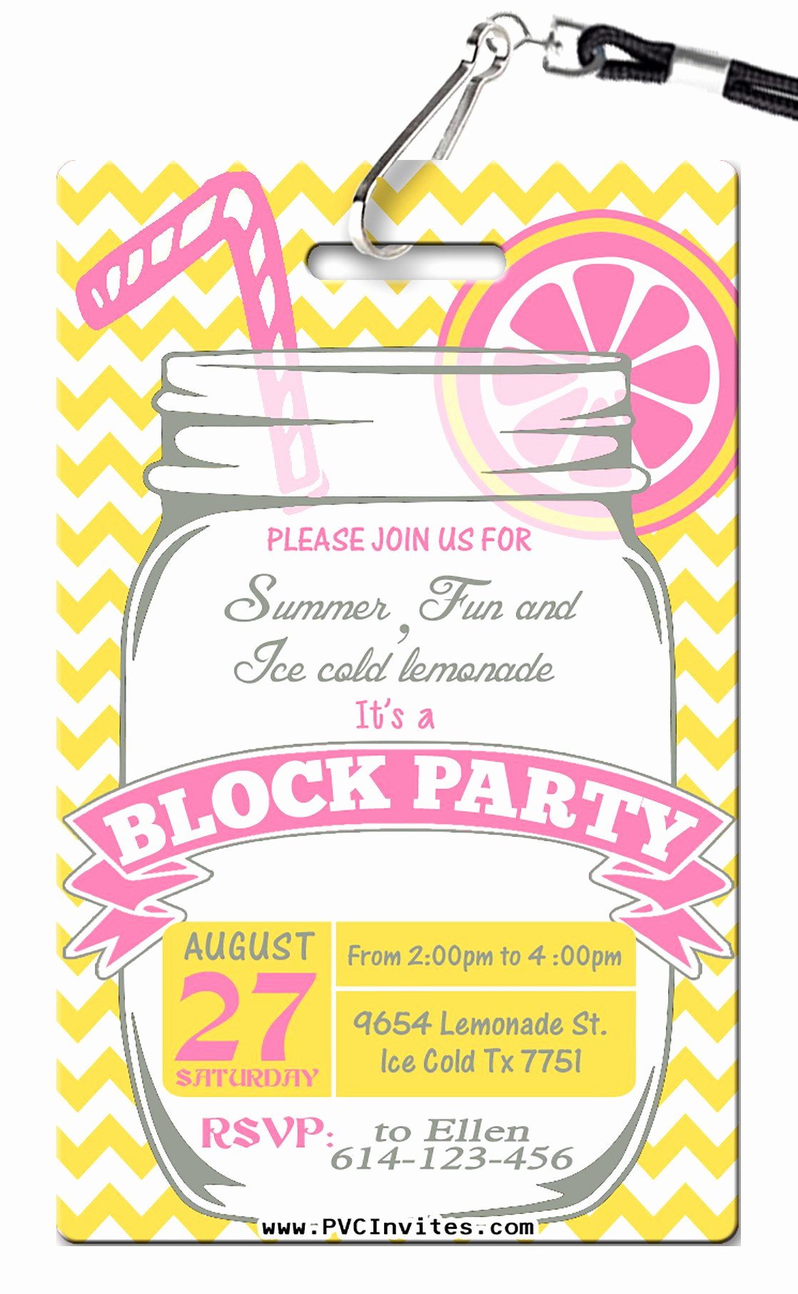 Block Party Invitation Template Free Awesome Block Party Birthday Invitations Pvc Invites Vip