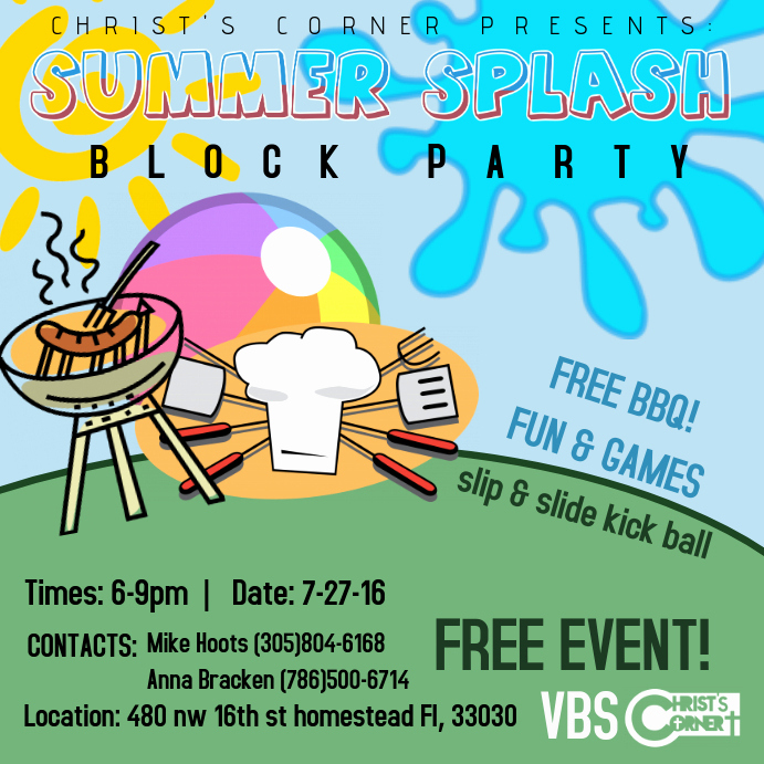 Block Party Invitation Templates Awesome Block Party Flyer Templates
