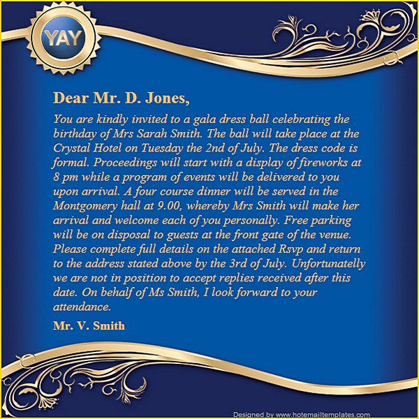 Blue and Gold Invitation Template Best Of Snake Birthday Invitations Templates