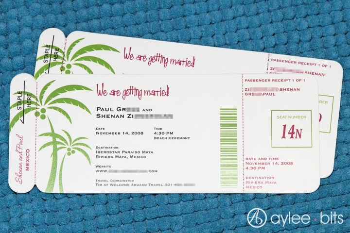 Boarding Pass Invitation Template Lovely Diy Boarding Pass Invitation Save the Date