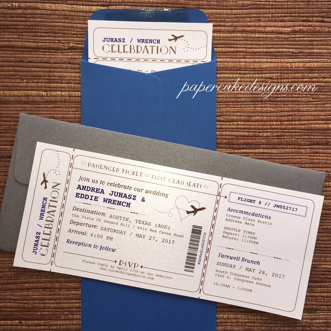 Boarding Pass Invitation Template Luxury Boarding Pass Airline Ticket Invitation Diy Printable