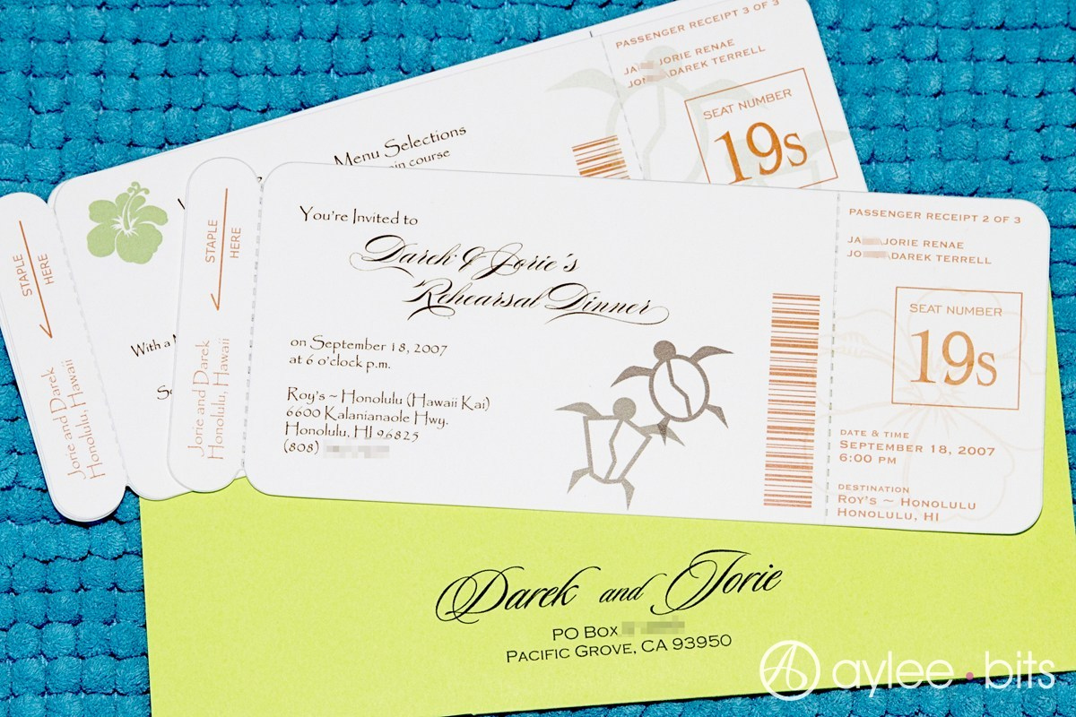 Boarding Pass Invitation Template Unique Diy Boarding Pass Invitation Save the Date