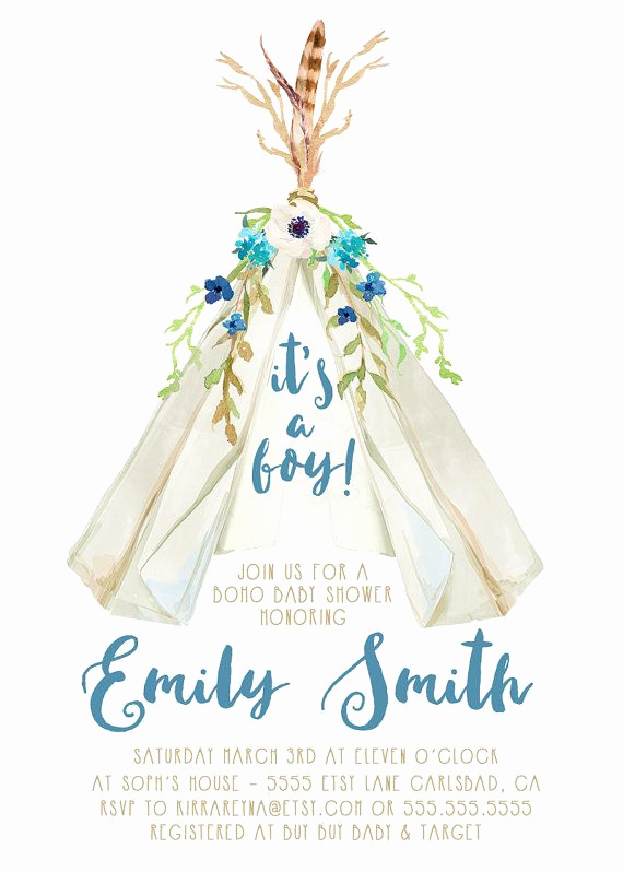Boho Baby Shower Invitation Awesome Best 25 January Baby Showers Ideas On Pinterest