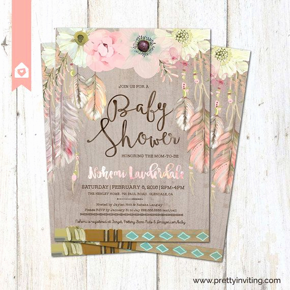 Boho Baby Shower Invitation Best Of Best 20 Bohemian Baby Showers Ideas On Pinterest