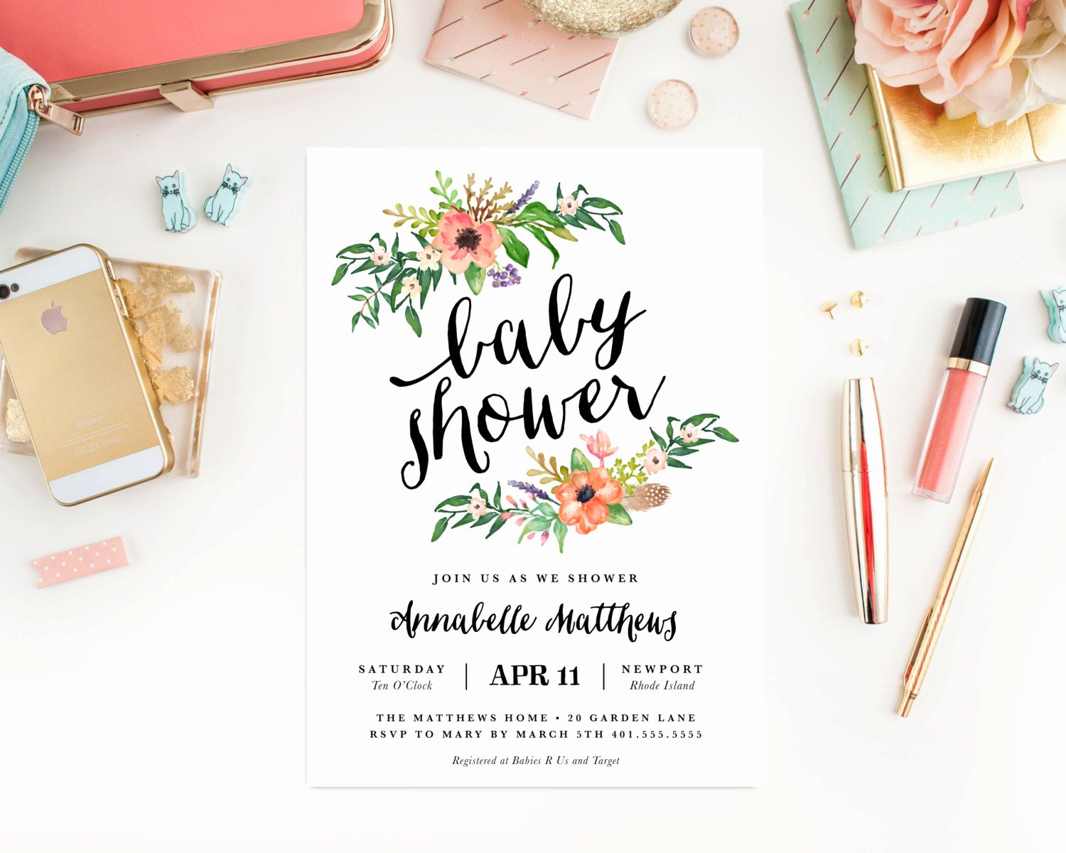 Boho Baby Shower Invitation Fresh Boho Baby Shower Invitation