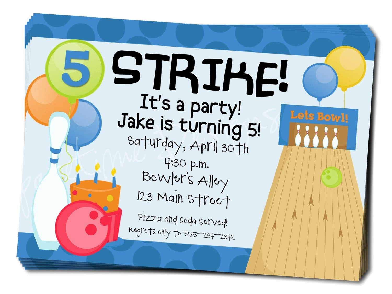Bowling Birthday Party Invitation Wording New Chandeliers & Pendant Lights