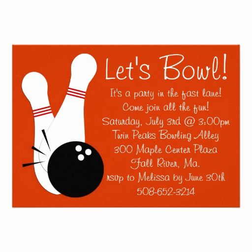 Bowling Party Invitation Wording Inspirational 1 000 Bowling Party Invitations Bowling Party