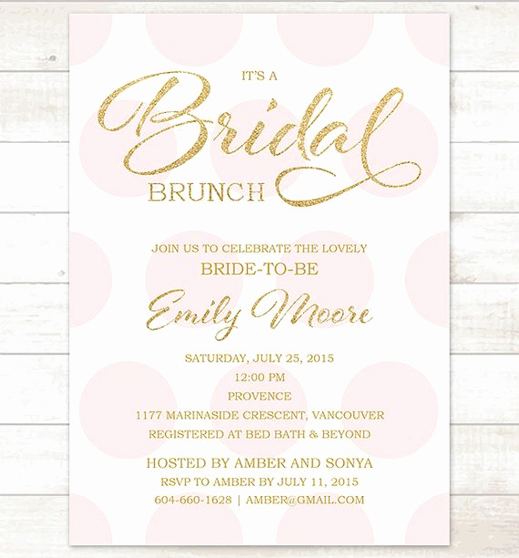 Bridal Brunch Invitation Wording Best Of 1000 Ideas About Bridal Luncheon Invitations On Pinterest