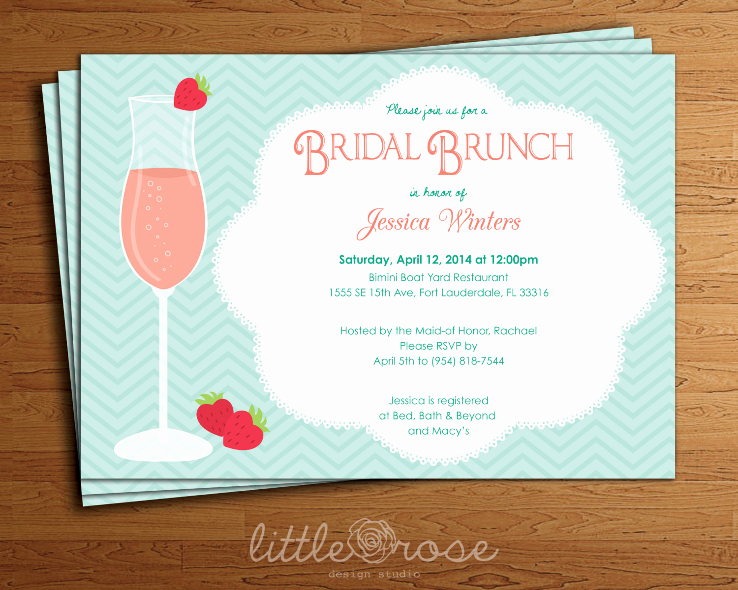 Bridal Brunch Invitation Wording New Mimosa Bridal Brunch Invitation Bridal Shower Invitation