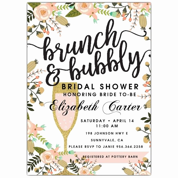 Bridal Shower Brunch Invitation Beautiful 25 Best Ideas About Shower Invitations On Pinterest