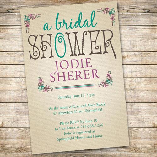 Bridal Shower Brunch Invitation Unique top 6 Bridal Shower Brunch Ideas and Bridal Shower