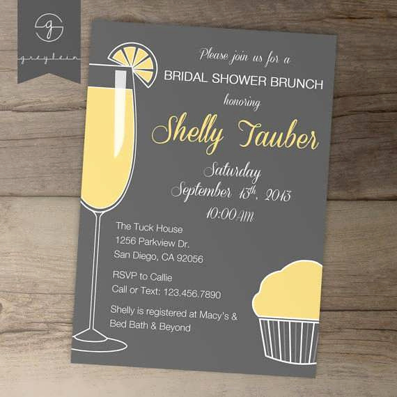 Bridal Shower Brunch Invitation Wording Beautiful Bridal Shower Brunch Invitation Wording Ideas