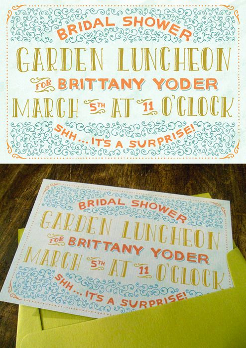 Bridal Shower Invitation Fonts New 17 Best Images About Bridal Shower Invitation On Pinterest