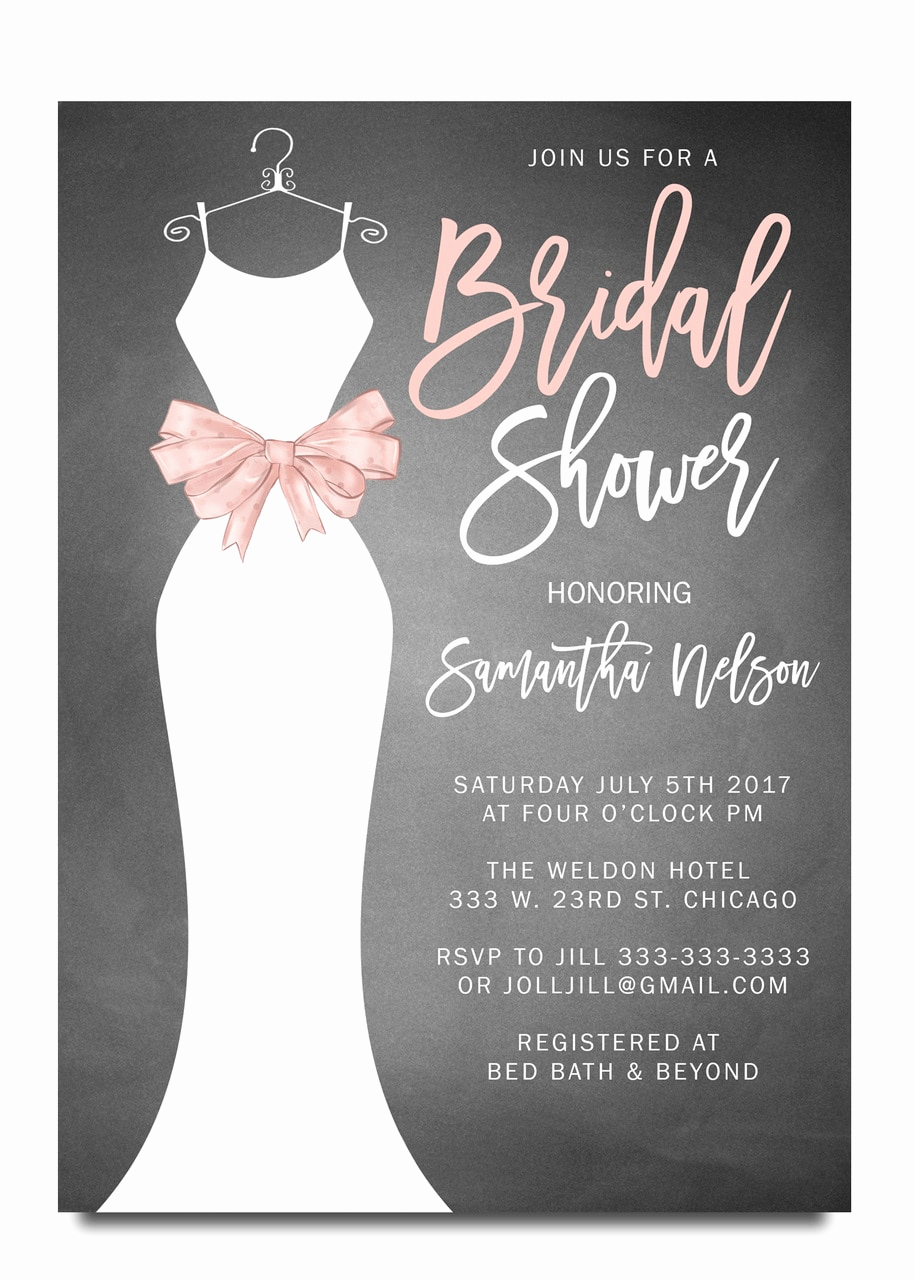 Bridal Shower Invitation Images Unique Bridal Shower Invitation Vintage Wedding