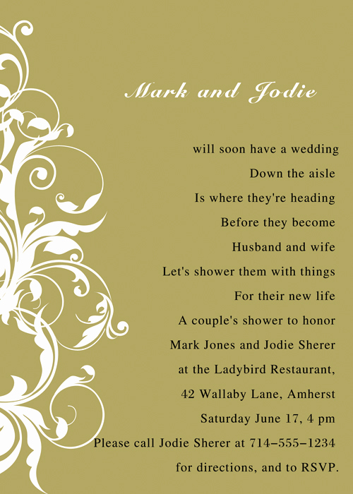 Bridal Shower Invitation Poems Fresh Free Wedding Shower Poems and Quotes Image Quotes at