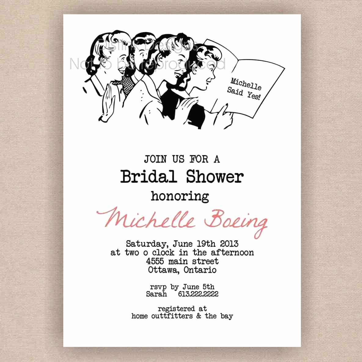 Bridal Shower Invitation Poems Unique Surprise Party Invitation Text Image Collections Party