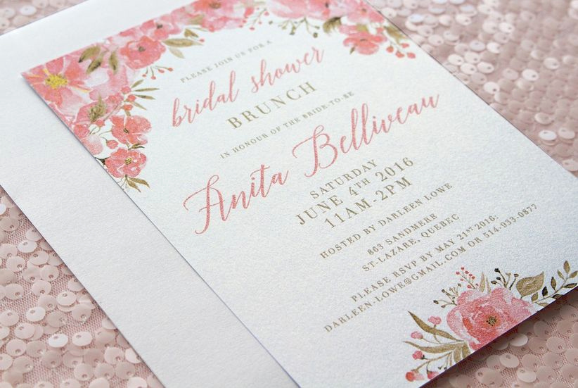 Bridal Shower Invitation Wording Luxury Bridal Shower Invitation Wording Tips and Ideas