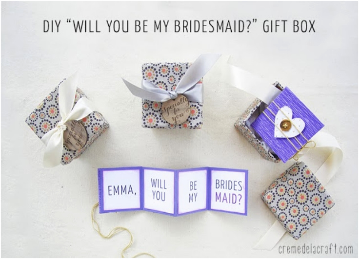 top 10 diy invitations for your bridemaids