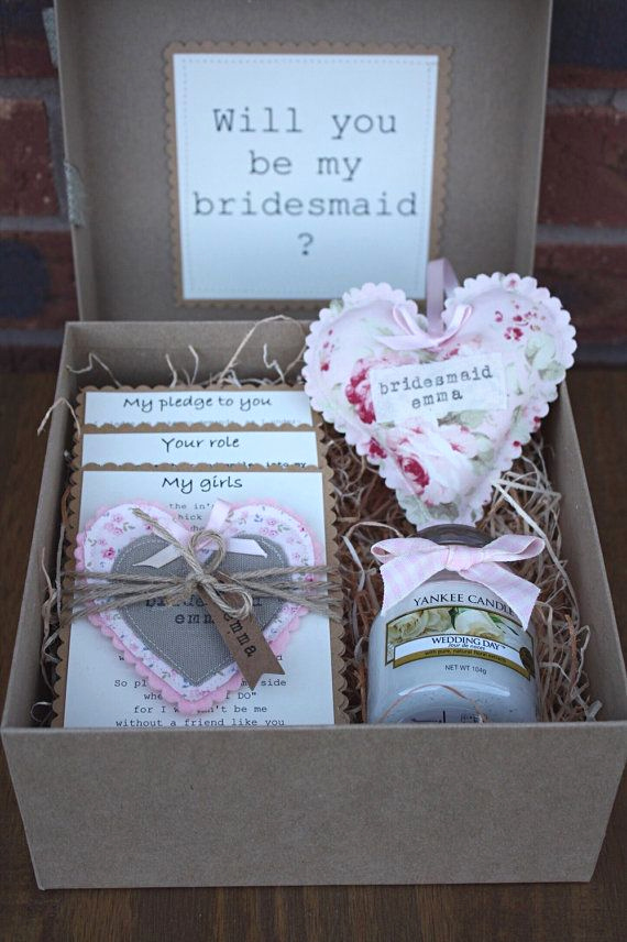 Bridesmaid Invitation Box Ideas Best Of Best 25 Bridesmaid T Boxes Ideas On Pinterest