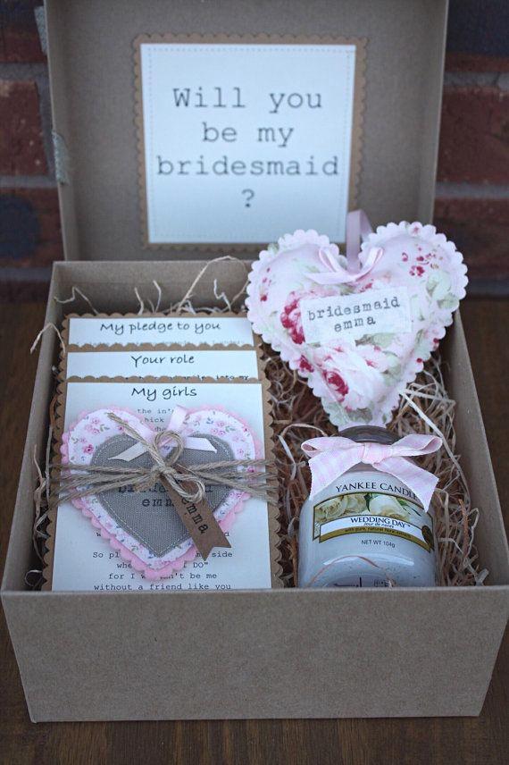Bridesmaid Invitation Box Ideas Best Of Best 25 Bridesmaid T Boxes Ideas On Pinterest