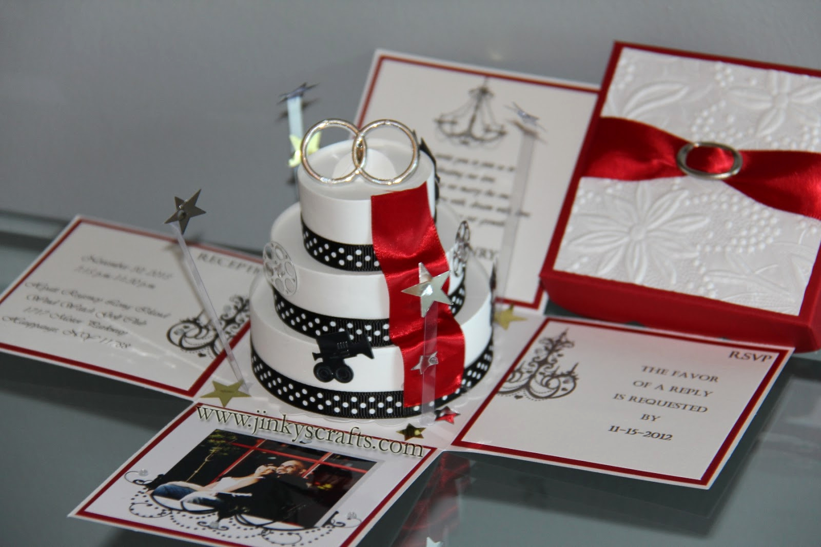 Bridesmaid Invitation Box Ideas Best Of Jinky S Crafts & Designs March 2013