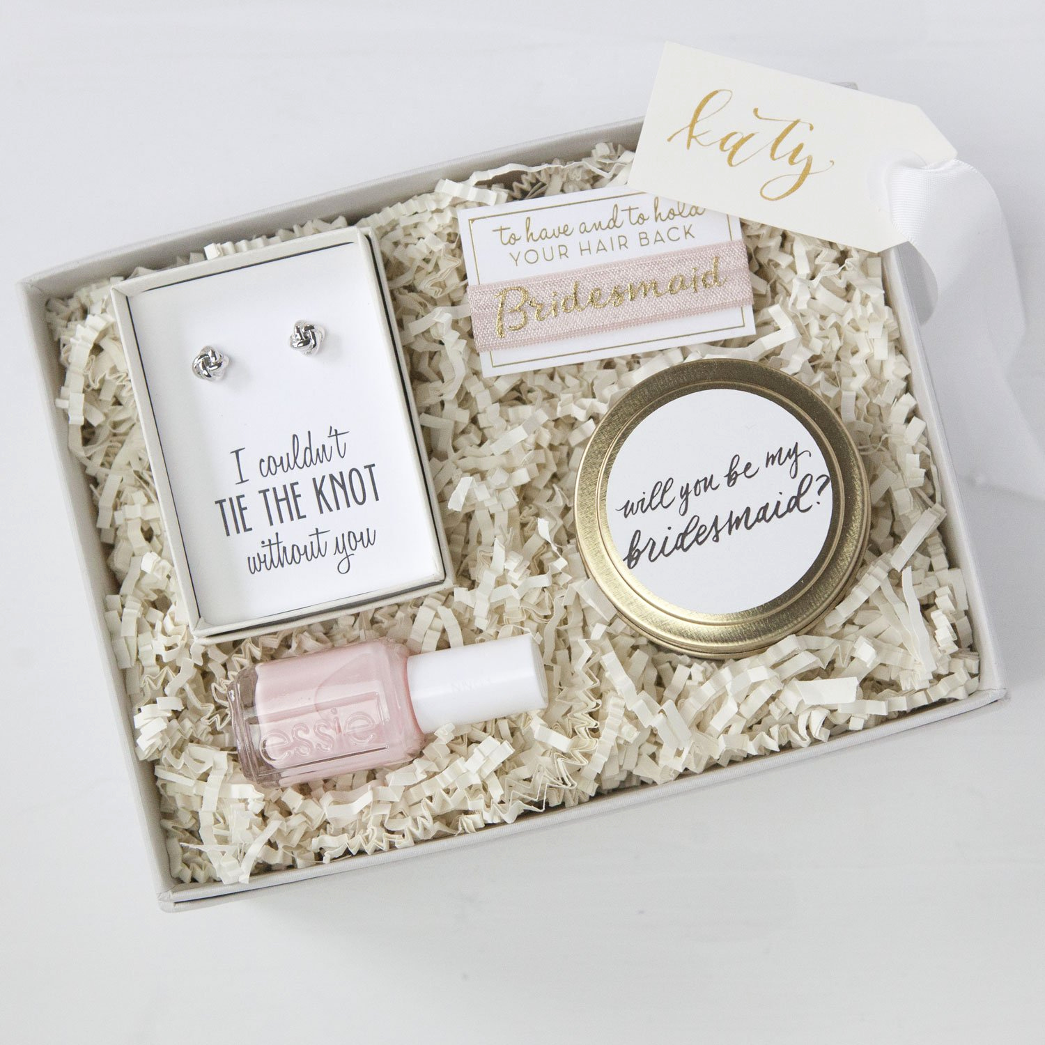 Bridesmaid Invitation Box Ideas Lovely Be My Bridesmaid Gift Box