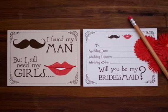Bridesmaid Invitation Box Ideas Luxury Will You Be My Bridesmaid Ideas
