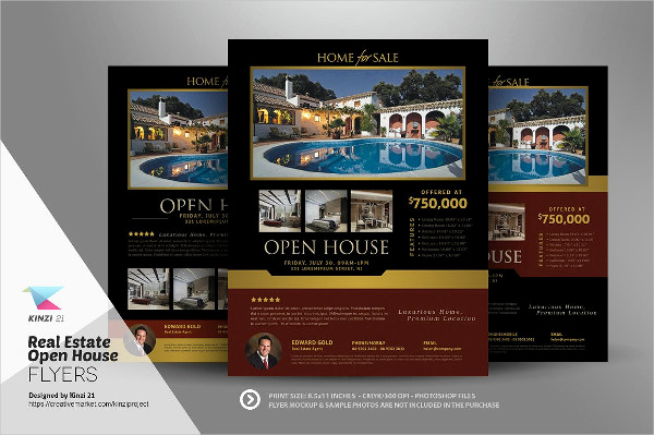 Broker Open House Invitation Awesome 38 Business Flyer Designs Psd Ai Indesign