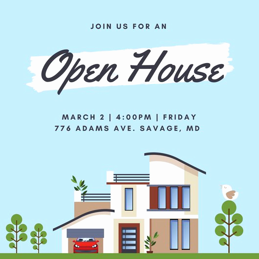 Broker Open House Invitation New Real Estate Open House Invitation Wording Open House