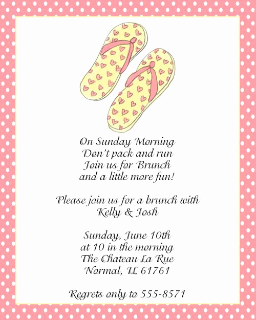 Brunch Invitation Wording Examples Awesome Best 25 Brunch Invitations Ideas On Pinterest