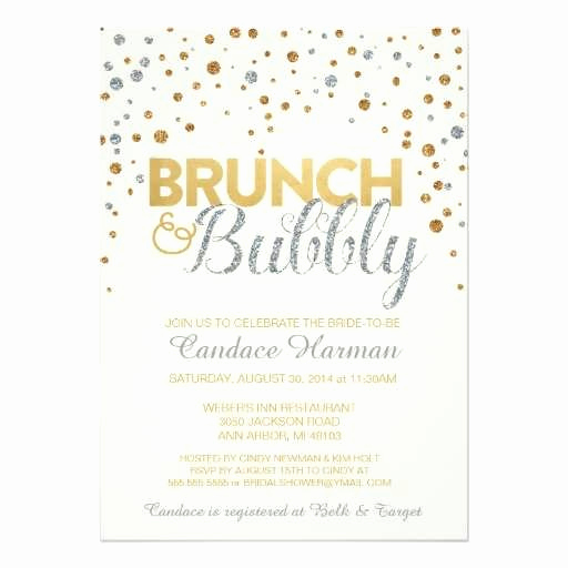 Brunch Invitation Wording Examples Beautiful Bridal Shower Luncheon Invitations Wording