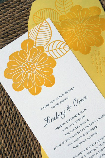 sunday brunch invitation wording
