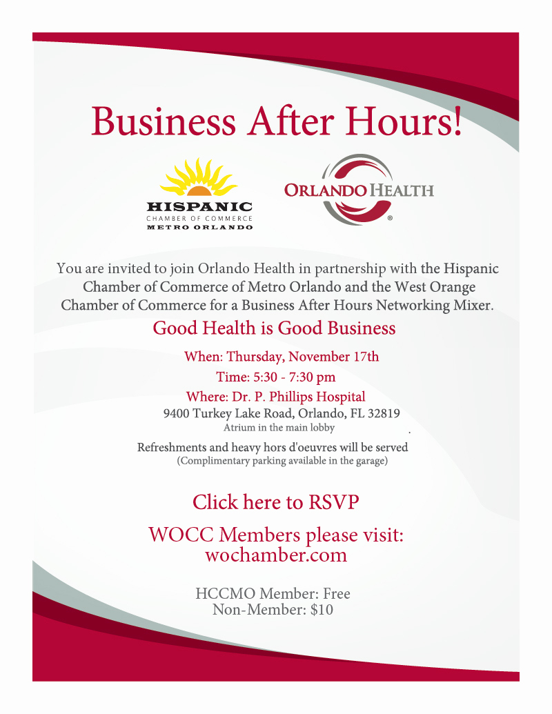 Business after Hours Invitation Beautiful to Current Calendar