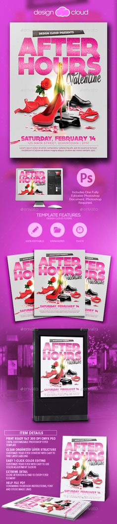 Business after Hours Invitation Lovely 35 Best Spring and Summer Flyers Images In 2016
