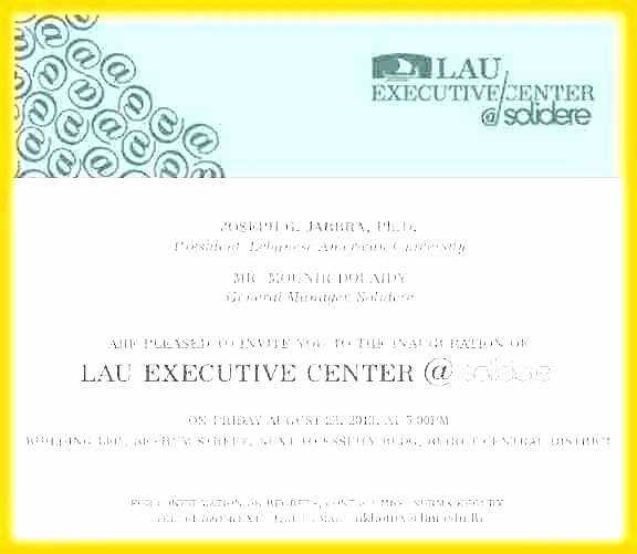 Business after Hours Invitation Luxury Corporate Invitation Template
