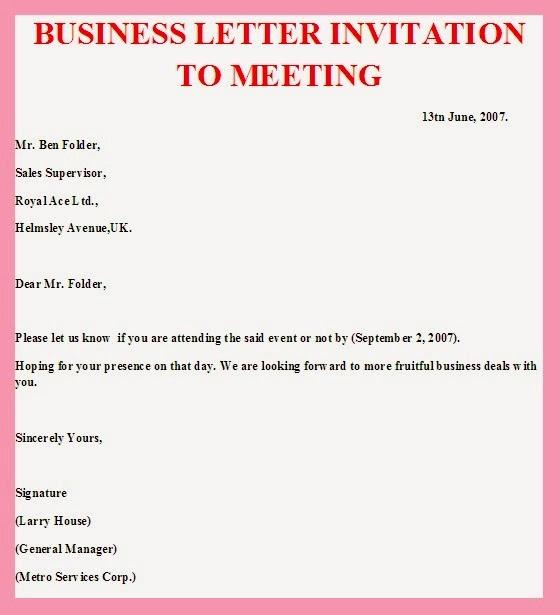 Business Dinner Invitation Template Elegant Business Meeting Invitation Template